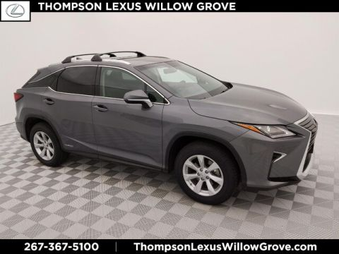 L/Certified 2016 Lexus RX 450h Base