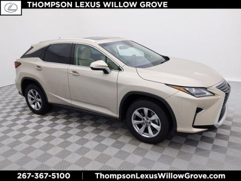 L/Certified 2019 Lexus RX 350 Base | W436P