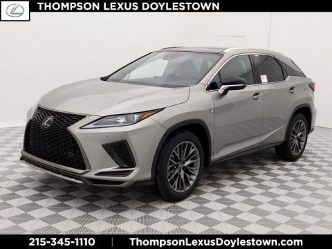 New 2020 Lexus RX 350 F SPORT PERFORMANCE | 30607