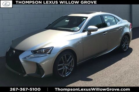 2019 Lexus IS 300 4DR SDN IS 300 AWD