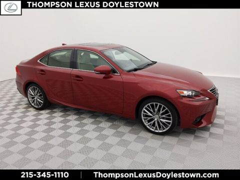Used 2014 Lexus IS 250 4DR SPT SDN AWD | 30266A