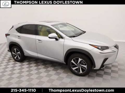 L/Certified 2019 Lexus NX 300 Base | 6389P